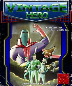 Vintage Hero Box Art